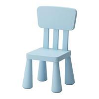 Ghế tựa trẻ em màu xanh dương MAMMUT