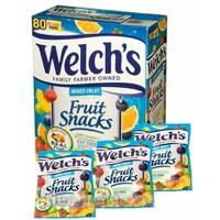 20 bịch Kẹo Dẻo Trái Cây Welchs 25.5g Mỹ