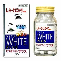 Viên uống trắng da, trị nám và tàn nhang VITA White Plus C.E.B2