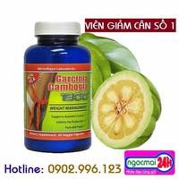Viên giảm cân Garcinia Cambogia 1300