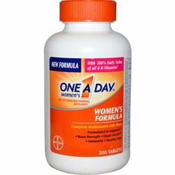 One a day women hãng Bayer chai 300 viên. Vitamin cho phụ nữ dưới 50