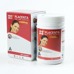 Viên uống nhau thai cừu Placenta Costar của Úc 15000mg hộp 100 viên