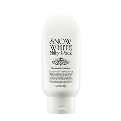 Kem Tắm Trắng Và Dưỡng Trắng Da Snow White Milky Pack