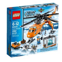 Đồ chơi LEGO City 60034 - Trực Thăng Bắc Cực