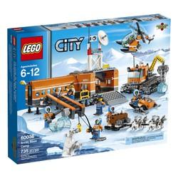 Đồ chơi Lego City 60036 - Căn Cứ Bắc Cực