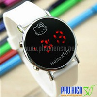 Đồng hồ led thời trang Hello Kitty