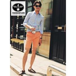 [Chuyên sỉ - lẻ] Quần short nam Facioshop OLR164