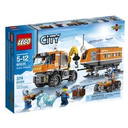 Đồ chơi Lego City 60035 - Tiền Trạm Bắc Cực