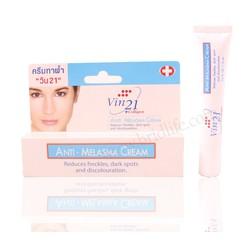 Kem Trị Nám Collagen - Vin21 Anti–Melasma Cream Collagen – Thái Lan