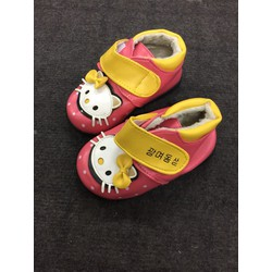 Giày tập đi kitty êm ái GBG06