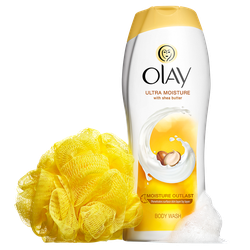 SỮA TẮM OLAY ULTRA MOISTURE WITH SHEA BUTTER 700ML CỦA MỸ
