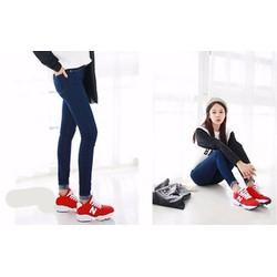Quần Jeans Lưng Cao