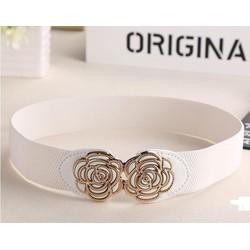 thắt lưng dây nịt thời trang phong cách Hàn đơn giản thanh lịch