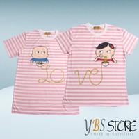 [YBS Store] Áo Đôi Tình Nhân Picasso Thái Lan - Love
