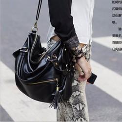 Túi đeo chéo nữ phong cách năng động trẻ trung