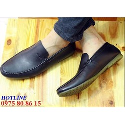 Giày da mềm, thiết kế ôm gọn trẻ trung