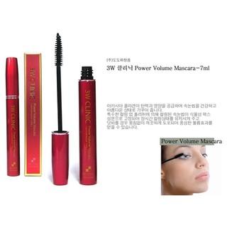 Mascara 3W Clinic Power Volume - MASCARA3W thumbnail