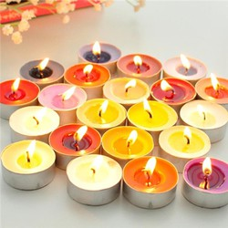 Combo 20 nến thơm Tea Lights