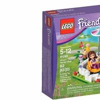 Đồ chơi Lego Friends 41090 - Hồ bơi của Olivia