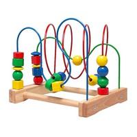 Đồ chơi nhận biết màu sắc hình khối MULA - IKEA