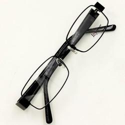 Gọng kính cận màu đen Ice eyeware Icy616C1 - Anh quốc