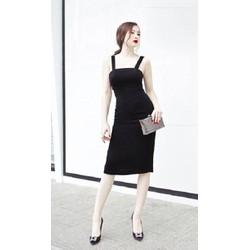 Đầm body sexy hở lưng Phương Trinh D338