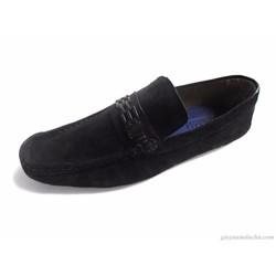 Giày lười nam da bò thật. BH: 12 tháng