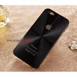 Ốp lưng nhôm xoáy Iphone 4 - 4s