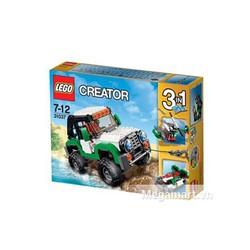 Đồ chơi Lego Creator 31037 - Cỗ Xe Địa Hình