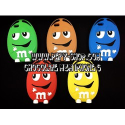 Ốp Chocolate M M iPhone 6 6S Samsung S4 S5