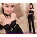 Áo cúp ngực màu đen thiết kế gợi cảm ART23