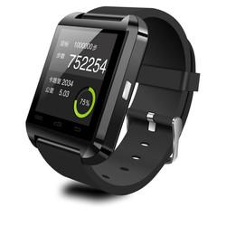 Đồng hồ thông minh TIẾNG VIỆT U8 cho android và ios - đen
