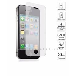 Miếng dán cường lực iPhone 4, 4S    Hai mặt
