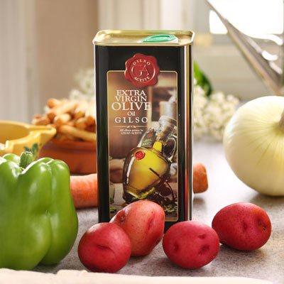 Dầu Olive Tây Ban Nha Extra Virgin Olive Oil Gilso 1