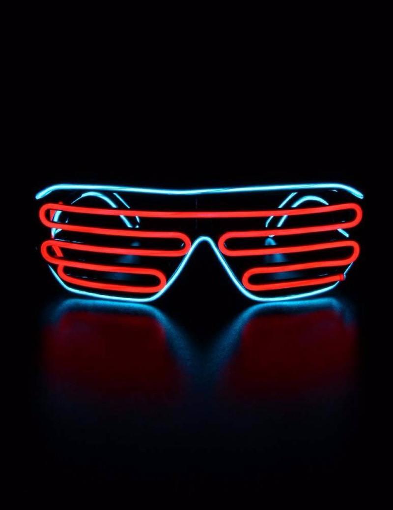 Mắt kính đèn led phát sáng 5