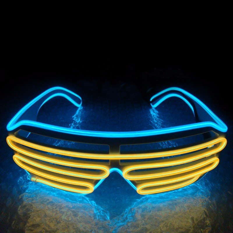 Mắt kính đèn led phát sáng 4