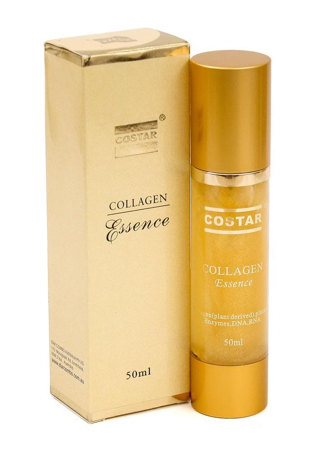 Tinh chất collagen vàng kết hợp nhau thai cừu Costar - Úc 2
