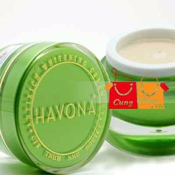 Kem dưỡng da siêu trắng và trị mụn thâm Havona