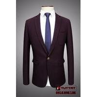Áo vest nam body thời trang cao cấp TUTTAT 88005-18 Booc Đô