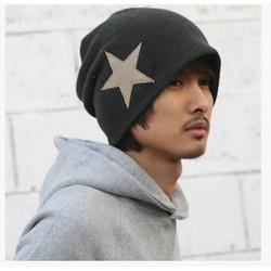 nón mũ len nam thời trang thu đông  phong cách Hàn ưu việt, hiện đại