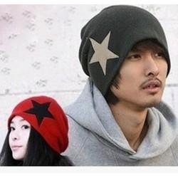 nón mũ len  thời trang thu đông thiết kế theo phong cách Hàn