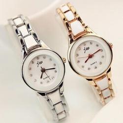 Đồng hồ nữ JW dây giả gốm sứ