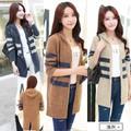 Áo khoác len nữ thu đông form dài GL18 - HÀNG NHẬP CAO CẤP Y HÌNH