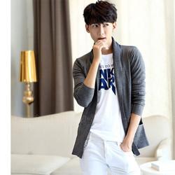 Áo khoác cardigan len nam  - Mã số:AL1514
