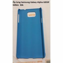 .Alpha G850F: Ốp lưng Samsung Alpha G850F Nillkin