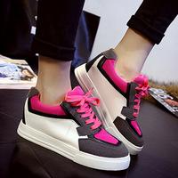 Giày Thể Thao Nữ Hàn Quốc Mẫu Mới Nhất 2015 Có Độn Gót Cao 5cm