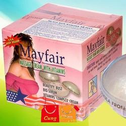 Kem massage nở ngực Mayfair Thái Lan