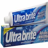Kem Đánh Răng Ultra Brite Anticavity Fluoride Toothpaste 170gr