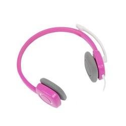Tai nghe nhạc có mic Logitech Headset H150 hồng