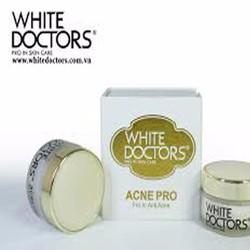 KEM ĐẶC TRỊ MỤN, TRỊ THÂM, TRỊ SẸO WHITE DOCTORS
